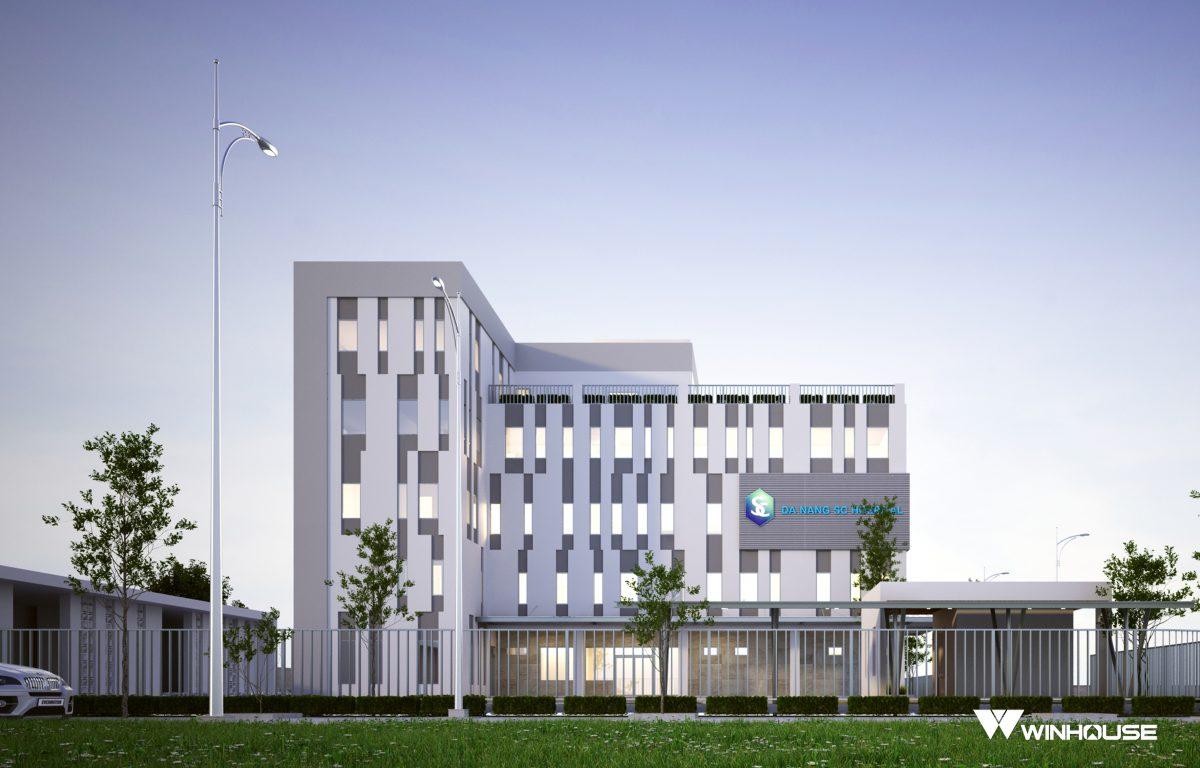 Bệnh viện SC Hàn Quốc